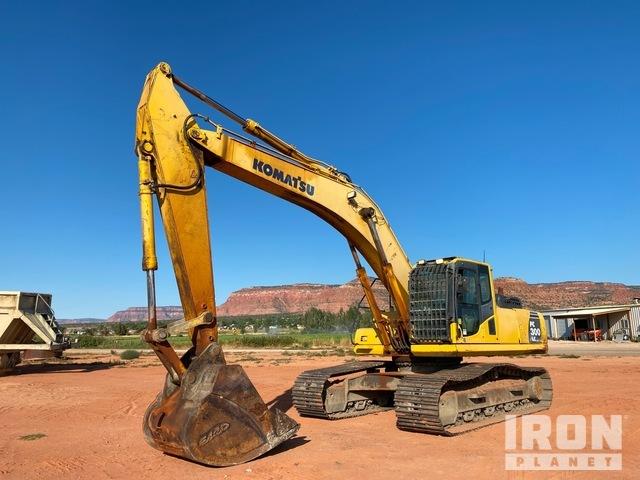 2008 (unverified) Komatsu PC300LC-8 Track Excavator, Hydraulic Excavator