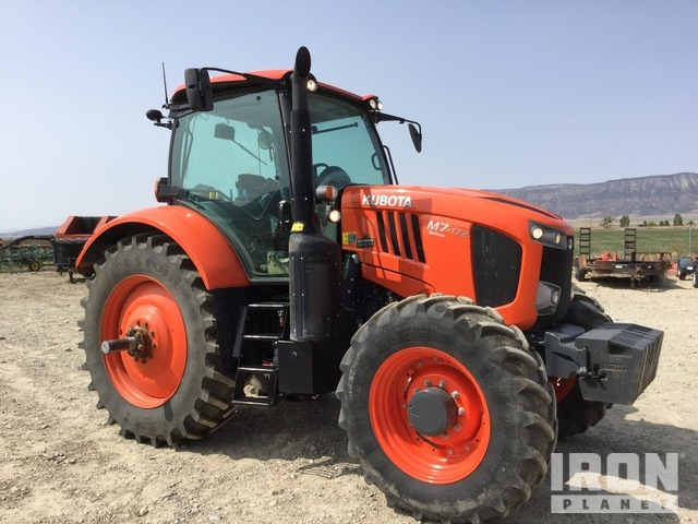 2019 Kubota M7-172S 4WD Tractor, MFWD Tractor