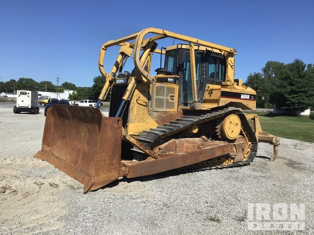 2006 Cat D6R XL Crawler Dozer, Crawler Tractor