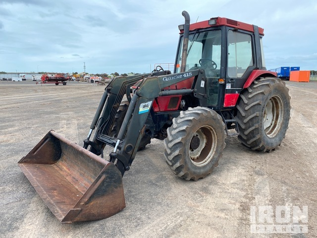 1996 Case IH 4240 4WD Tractor, MFWD Tractor