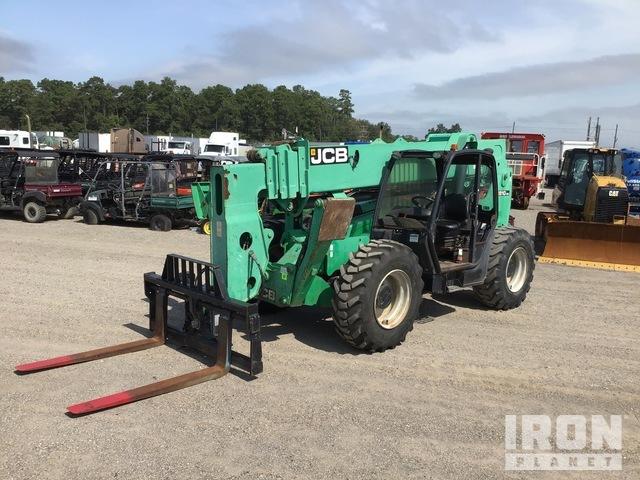 JCB 510-56 4x4 10000 lb Telehandler, Telescopic Forklift