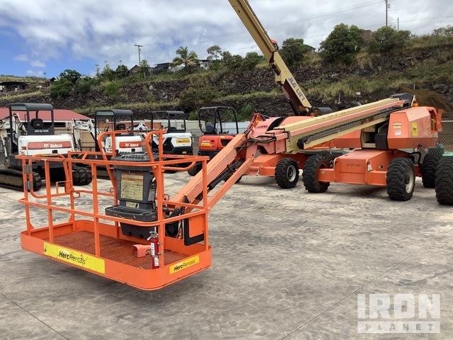 2011 JLG 660SJ 4WD Diesel Telescopic Boom Lift, Boom Lift