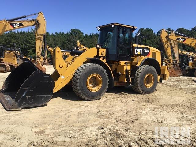 2016 Cat 962M Wheel Loader, Wheel Loader