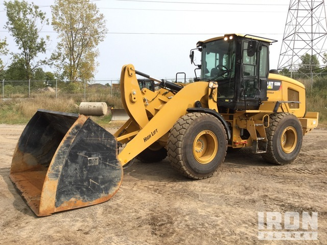 2017 (unverified) Cat 930M Wheel Loader, Wheel Loader
