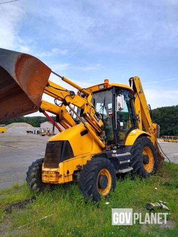 2007 JCB 3CX-15 Loader Backhoe - P1536043, Loader Backhoe