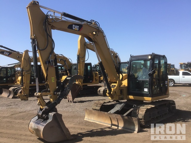 2019 Cat 308E2 CR Mini Excavator, Mini Excavator (1 - 4.9 Tons)