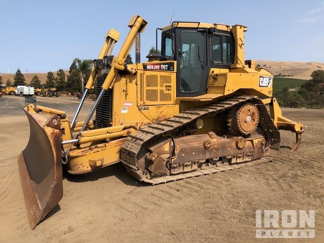 2008 (unverified) Cat D6T XL Crawler Dozer, Crawler Tractor