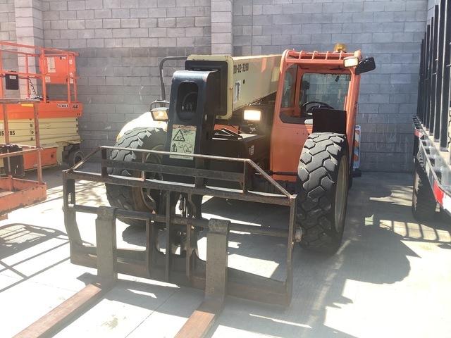 2014 JLG G6-42A 4x4 6600 lb Telehandler, Telescopic Forklift