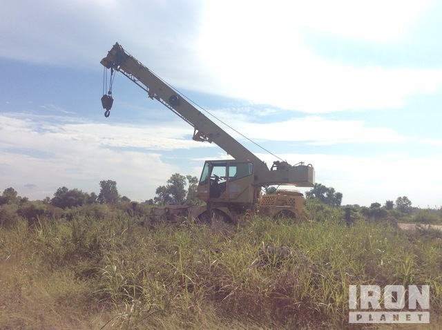 1995 Grove RT528C Rough Terrain Crane, Parts/Stationary Construction-Other