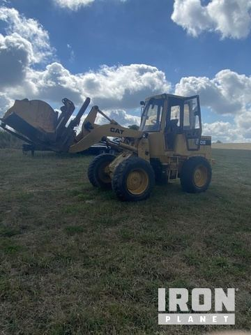 Cat 910E Wheel Loader, Wheel Loader