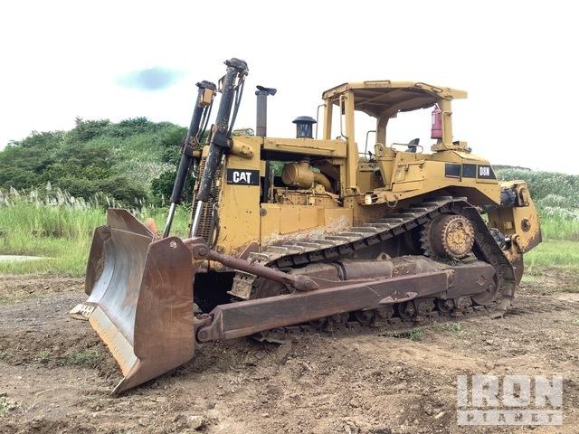1994 Cat D8N Crawler Dozer, Crawler Tractor