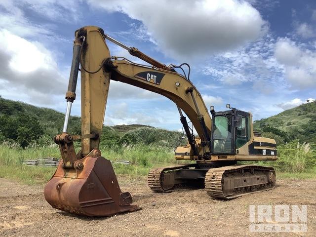 2001 Cat 330BL Track Excavator, Hydraulic Excavator