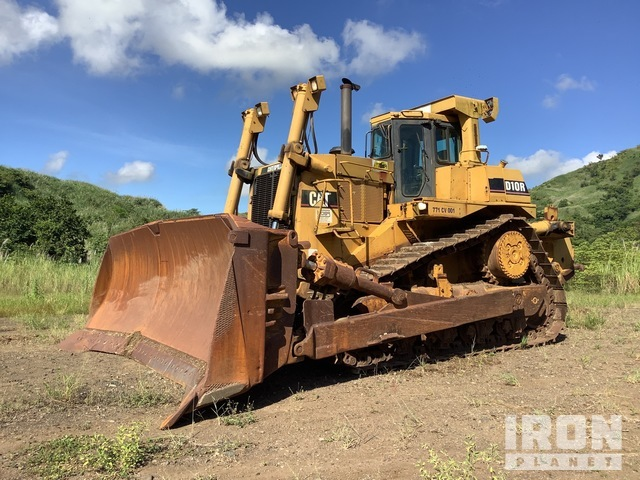 1996 Cat D10R Crawler Dozer, Crawler Tractor