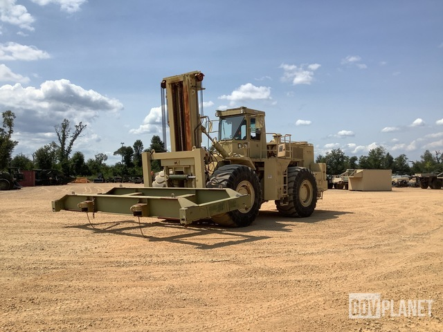 Cat 988B/DV43 Container Handler, Container Handler