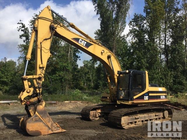 Cat 322BL Track Excavator, Hydraulic Excavator