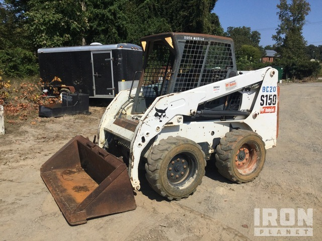 2006 Bobcat S150 Skid Steer Loader, Skid Steer Loader