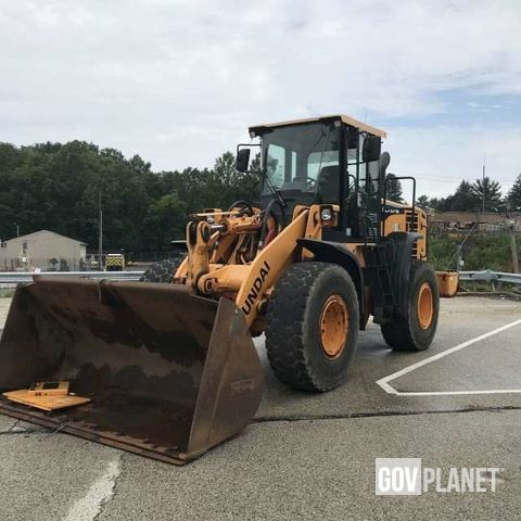 2015 Hyundai HL757-9A Wheel Loader - P2858047, Wheel Loader