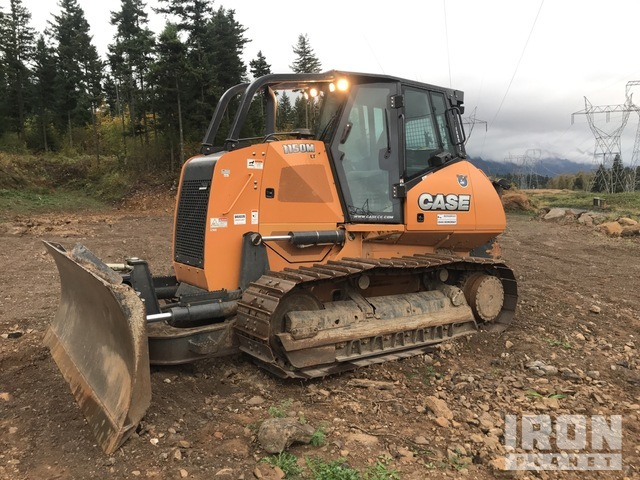 2014 (unverified) Case 1150M LT Crawler Dozer, Crawler Tractor