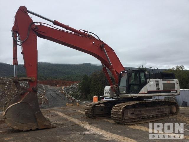 2017 Link-Belt 700X2 Track Excavator, Hydraulic Excavator