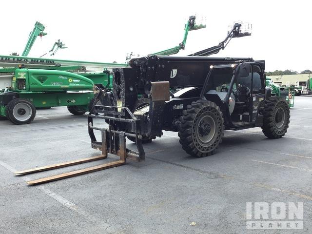 2016 JLG 1255 4x4x4 12000 lb. Telehandler, Telescopic Forklift