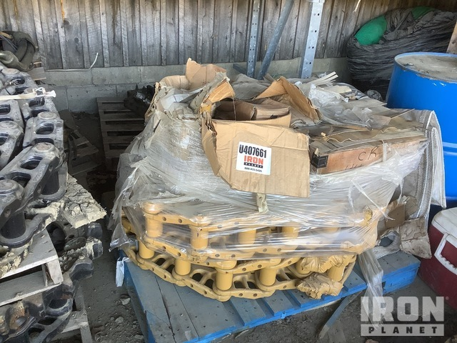 Lot of Undercarriage Parts - Fits Cat 953, Parts - Other