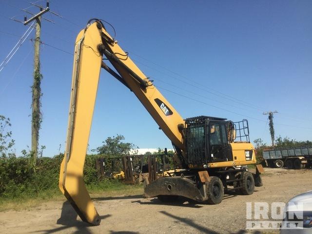 2015 Cat M322DMH Wheel Excavator, Mobile Excavator