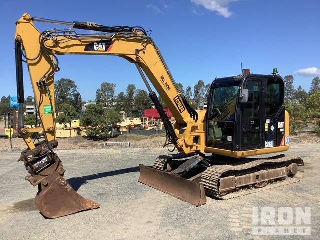 2012 Cat 308C CR Track Excavator, Hydraulic Excavator