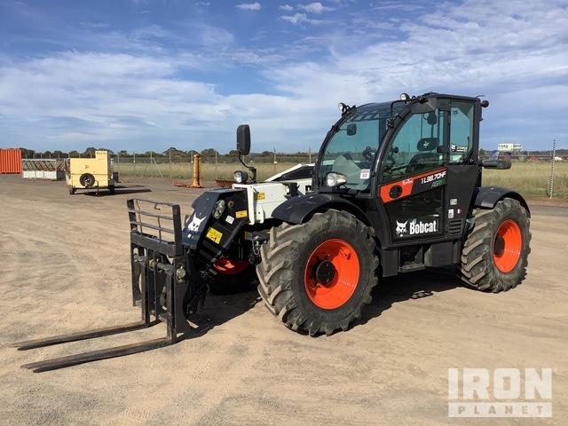 2017 Bobcat TL38.70HF Agri Super 4x4x4 Telehandler, Telescopic Forklift