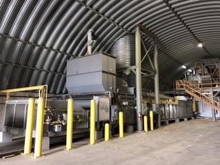 Utrustning för industrianläggningar