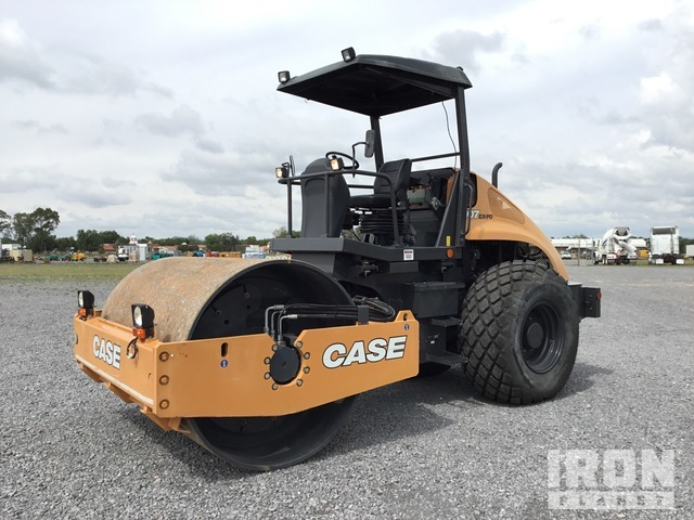 2018 Case 1107 EX-PD Vibratory Single Drum Compactor - Unused, Vibratory Padfoot Compactor