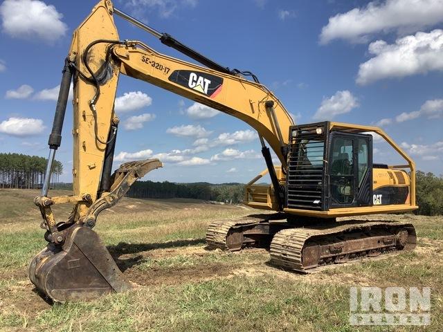2011 Cat 320DL Track Excavator, Hydraulic Excavator