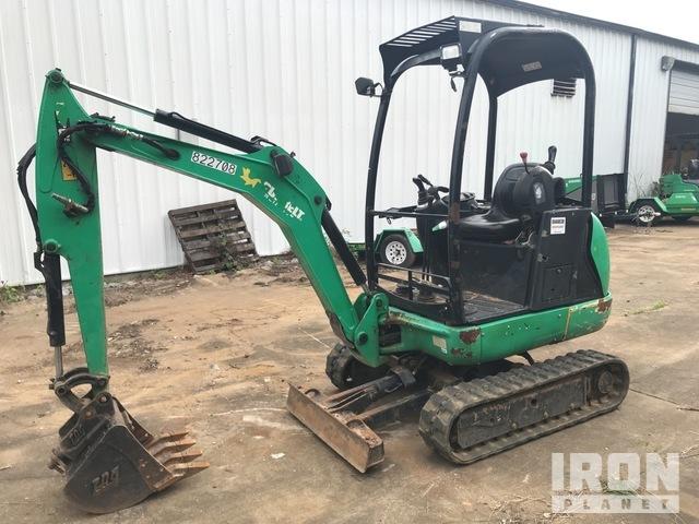 2016 (unverified) JCB 8018CTS Mini Excavator, Mini Excavator (1 - 4.9 Tons)