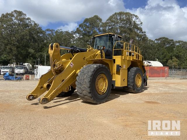 2014 Cat 988K  High Lift High Lift Wheel Loader, Wheel Loader