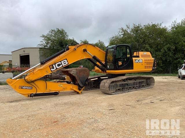 2019 (unverified) JCB JS300LC4F Track Excavator, Hydraulic Excavator