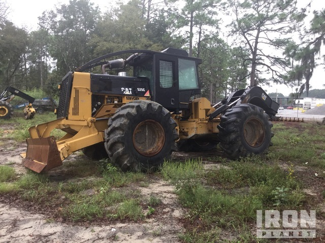 2012 (unverified) Cat 525C 4x4 Wheel Skidder, Parts/Stationary Construction-Other
