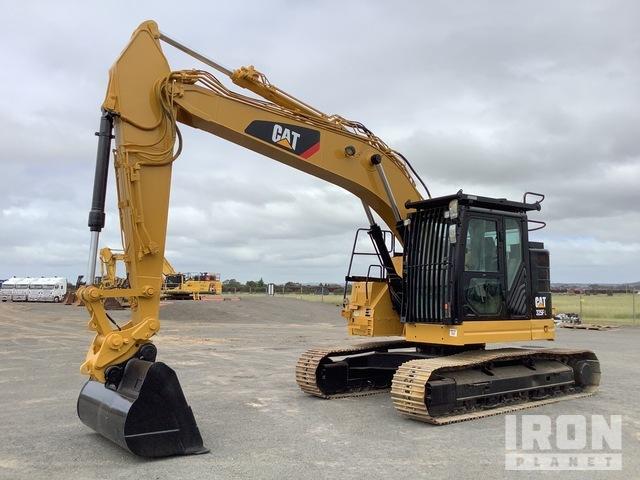 2016 Cat 325F L Track Excavator, Hydraulic Excavator