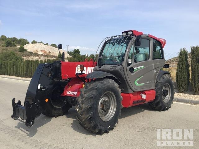 2015 Manitou MLT840 137 P0350 4x4x4 4000 kg Telehandler, Telescopic Forklift