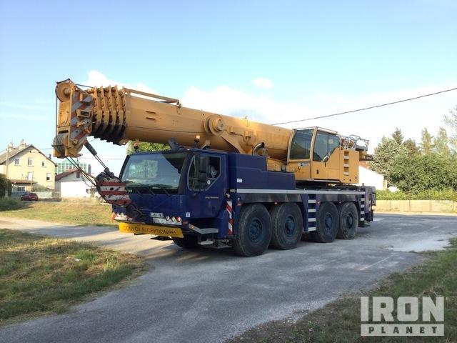 2006 Liebherr LTM1090-4.1 8x8x6 All Terrain Crane, All Terrain Crane