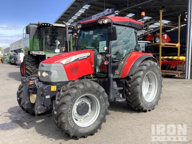 2013 McCormick X60.50 4WD Tractor, MFWD Tractor