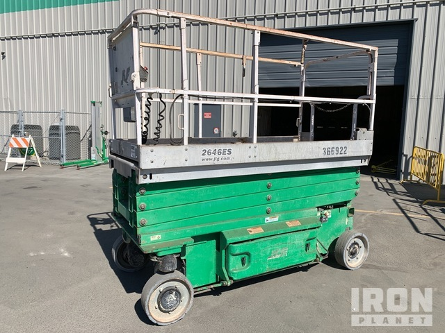 2011 (unverified) JLG 2646ES Electric Scissor Lift, Scissorlift