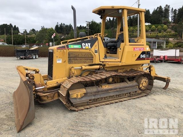 Cat D4G XL Crawler Dozer, Crawler Tractor