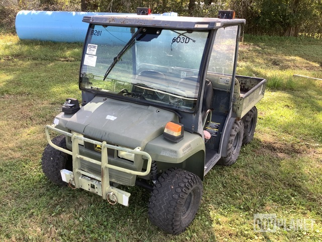 John Deere Gator 6x4 Utility Vehicle, Utility Vehicle