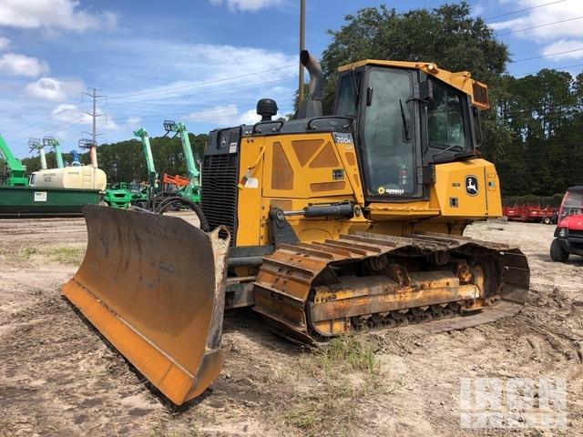 2017 John Deere 700KLGP Crawler Dozer, Crawler Tractor