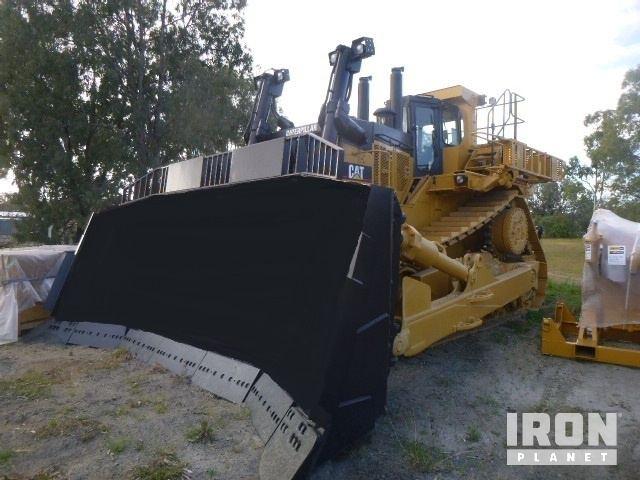 2006 Cat D11R Crawler Dozer, Crawler Tractor