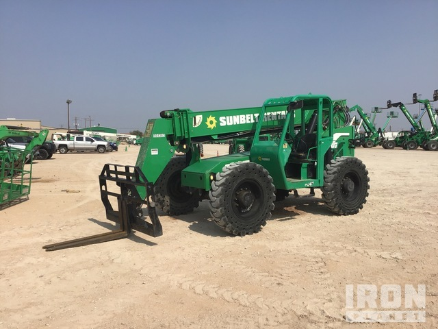 2013 JLG 6042 4x4 6000 lb Telehandler, Telescopic Forklift