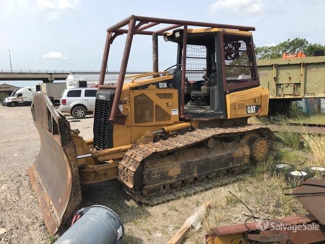 2008 (unverified) Cat D5K XL Crawler Dozer, Crawler Tractor