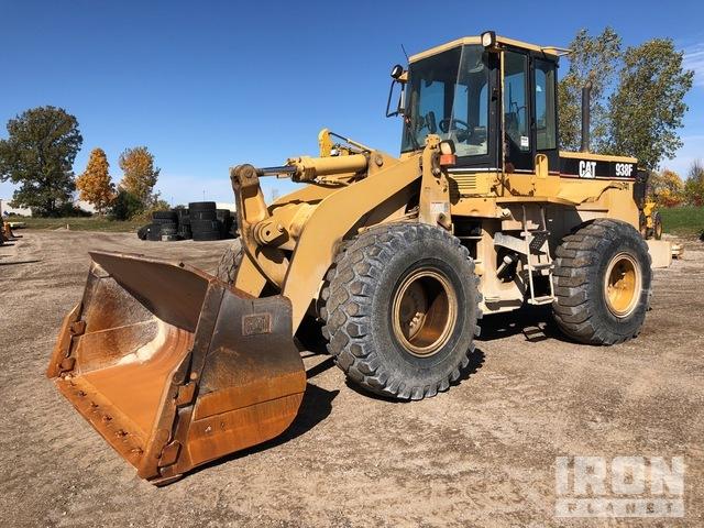 Cat 938F Wheel Loader, Wheel Loader
