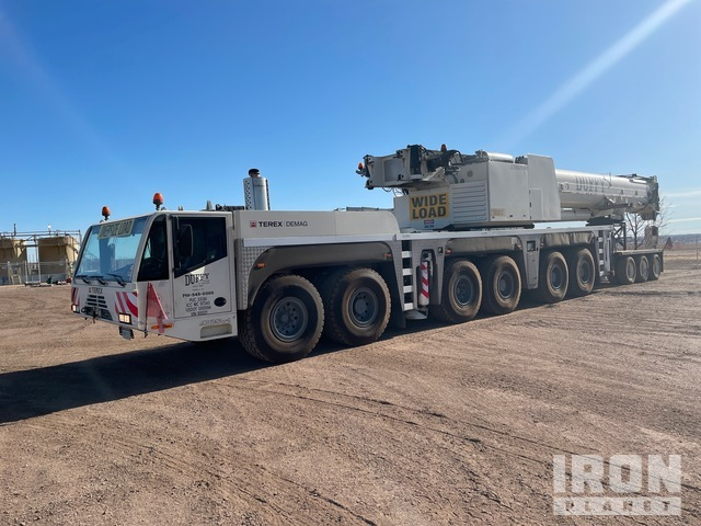 2005 (unverified) Terex-Demag AC250-1 300 ton All Terrain Crane, All Terrain Crane