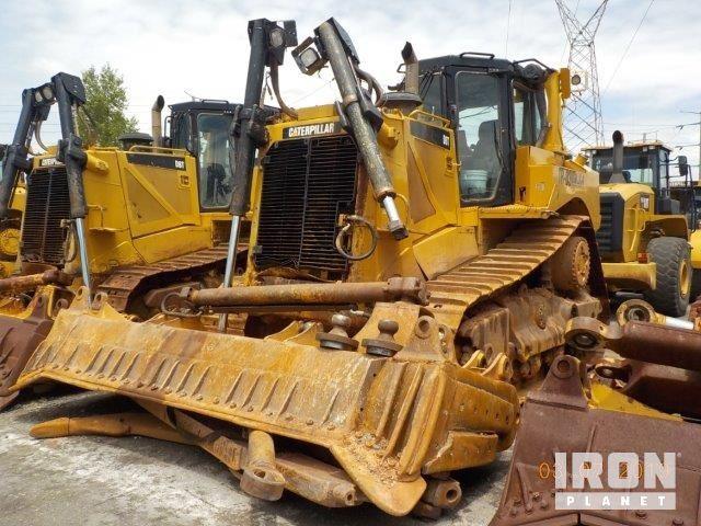 2013 (unverified) Cat D8T Crawler Dozer, Crawler Tractor