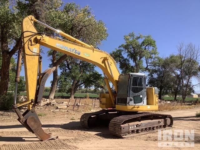2006 Komatsu PC228USLC-3N0 Track Excavator, Hydraulic Excavator